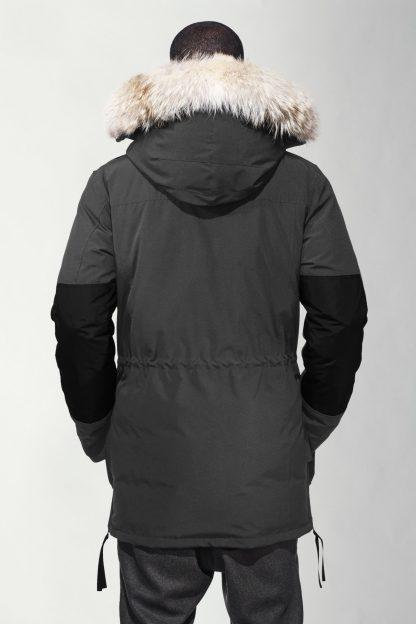 detailed look c10b3 56f39 Perfect Graphite Canada Goose Parkas Macculloch Parka Black Label Canada  Goose Uk Regent Street 9512MB